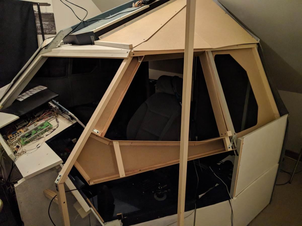 refonte cockpit nouvelle structure